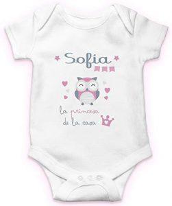 Camiseta Negra Bebé Octubre- 2021 - Bebé Mimos / Ropa De Bebé