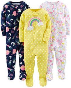 Pijama Algodón Bebé Octubre- 2021 - Bebé Mimos / Ropa De Bebé